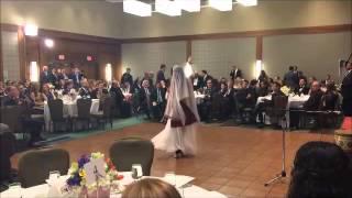 Prime Minister of Canada,Stephen Harper at Norouz Gala 2015,Persian Dance,رقص ایرانی