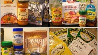 ЕДА с сайта iHERB🌿Обзоры продуктов питания с iherb.