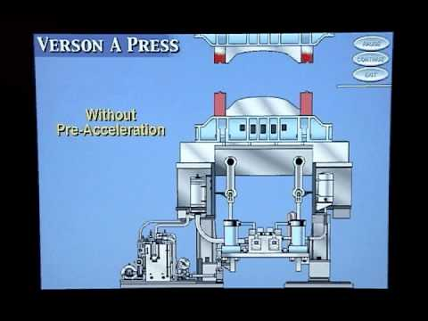 Introduction Of Class A Press Animated Stamping Youtube