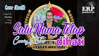 Wesing Cover Satu Nama Tetap Dihati - ERP production - Taurus MPV idol