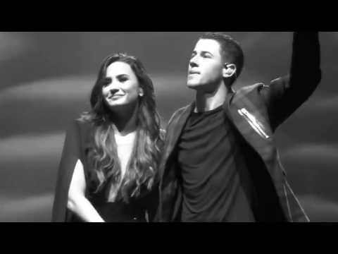 Demi Lovato & Nick Jonas - Because You Loved Me