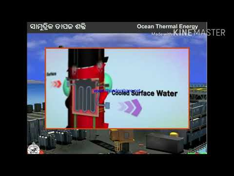 Ocean Thermal Energy And River Dam Project..//10th Class Science Course Video In Odia Language..