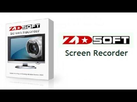 zd soft screen recorder تحميل برنامج