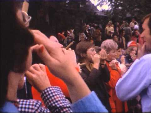 Candlewood Games Keep Trying Super 8mm Film October Fest 1975