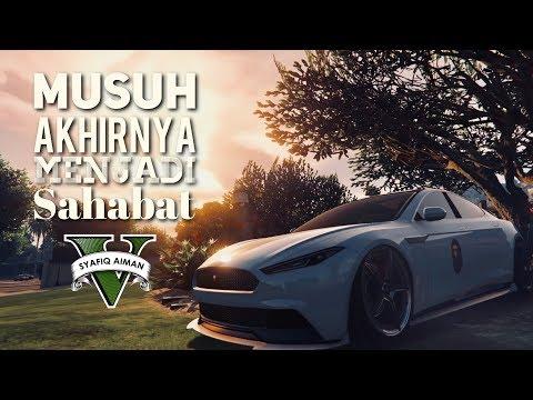 Musuh Akhirnya Menjadi Sahabat - GTA 5 Online (Bahasa Malaysia)
