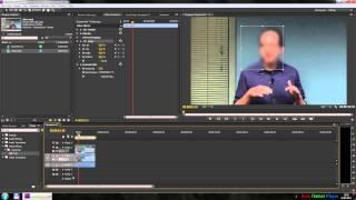Как скрыть (размыть) лицо на видео в Adobe Premiere CS 6