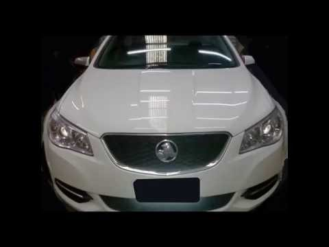 Holden VF Commodore Headlight Globe Change