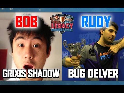 LPL Group D - M3: Bob Huang vs Rudy Briksza