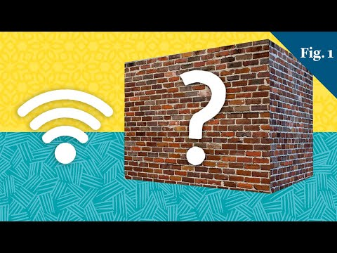 Can We Use Wi-Fi To See Through Walls?