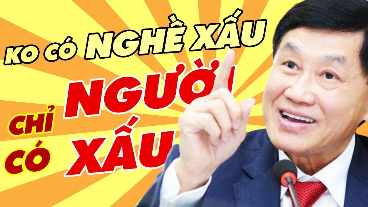 """""""Vua Hàng Hiệu"""" Jonathan Hạnh Nguyễn & Những Lời Khuyên Đáng Suy Ngẫm Về Khởi Nghiệp"""