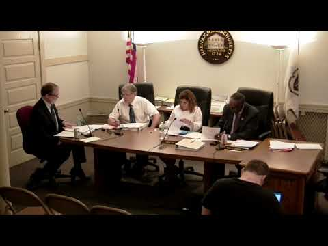 Halifax Board of Selectmen - May 8, 2018  (5/8/18)