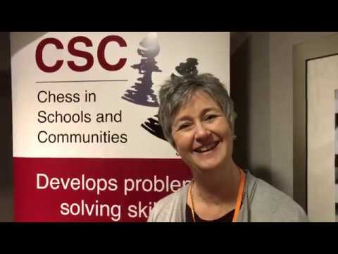 Sarah Kett gets lots of practical ideas at the London Chess Conference
