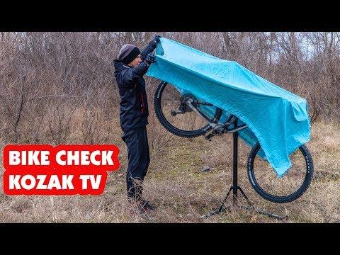 МОЙ НОВЫЙ ВЕЛОСИПЕД - BIKE CHECK KOZAK TV
