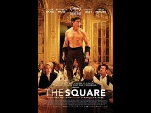 The Square  2017, directed by Ruben Östlund