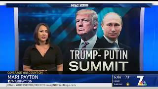18.07.17 - Harkey Response to Helsinki Summit on NBC 7 San Diego