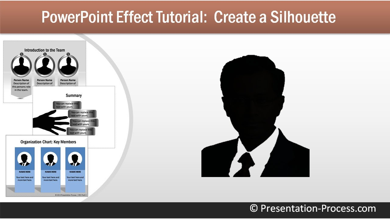 how to make a powerpoint presentation look like a video