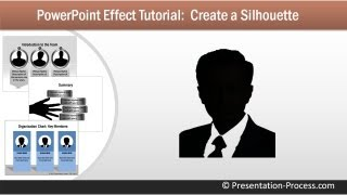 Create a Silhouette : PowerPoint Effects Tutorials