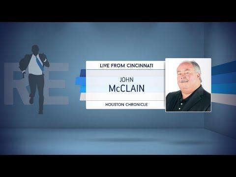 Houston Chronicle John McClain NFL Columnist Previews Texans-Bengals TNF Showdown - 9/14/17