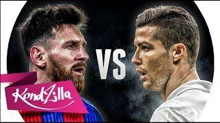 Messi vs CR7 - MC don Juan é mc Hariel ( lei do retorno ) quem ganha ?