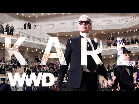 Remembering Karl Lagerfeld's Prolific Fashion Career