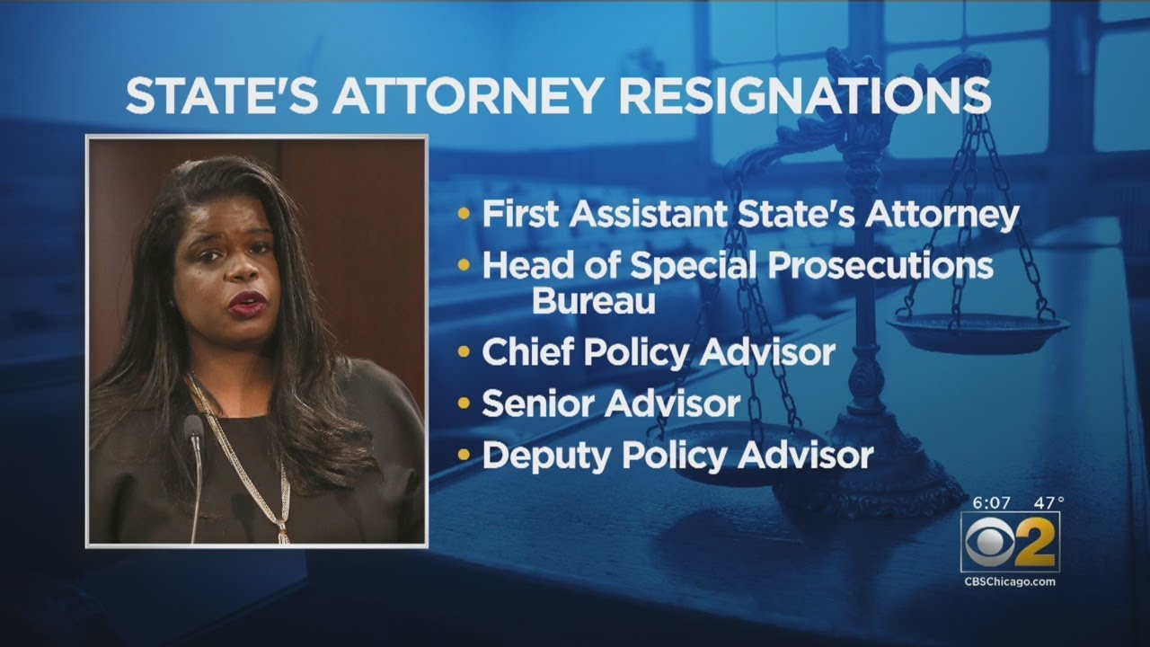 A Look Into Recent Resignations In The State's Attorney's Office