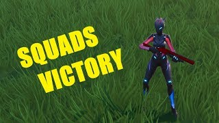 Fortnite Squad Victory Royale