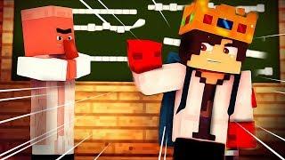 Minecraft Animação: Raiva da Escola  ( Animation  School )