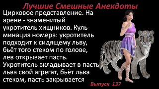 Лучшие смешные анекдоты Выпуск 137