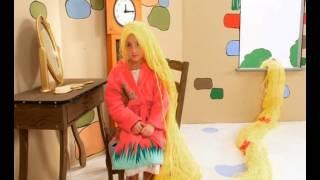 Rapunzel - Lumea povestilor Bumerang- Cartoonito