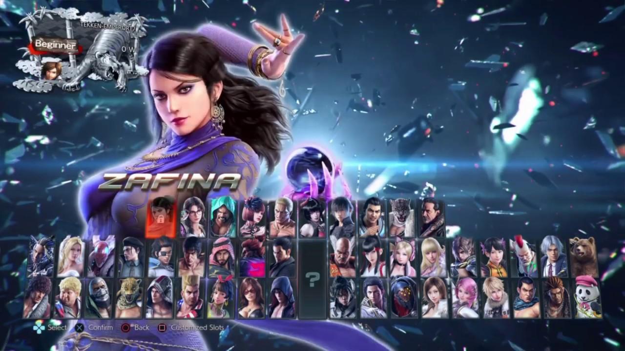 tekken 7 new characters 2020