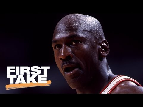 Zach Lowe: LeBron and Jordan Is Now A Debate | First Take | May 12, 2017