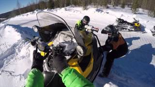 Катание на снегоходах 14.02.2015(, 2015-02-16T03:33:04.000Z)