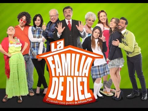 Una Familia de 10 Capitulo 1 Temporada 2 El Regreso YouTube