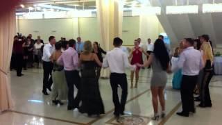 Молдавская свадьба часть 1