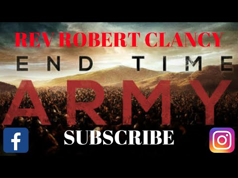 God Is Raising Up An Endtime Army