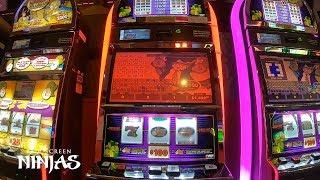 "VGT SLOTS - $100 ""MR. MONEYBAGS"" RED SCREENS WIN HANDPAY JACKPOT - RIVERWIND CASINO"