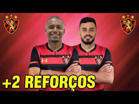 MAIS 2 REFORÇOS CHEGANDO NO SPORT! | MERCADO DA BOLA