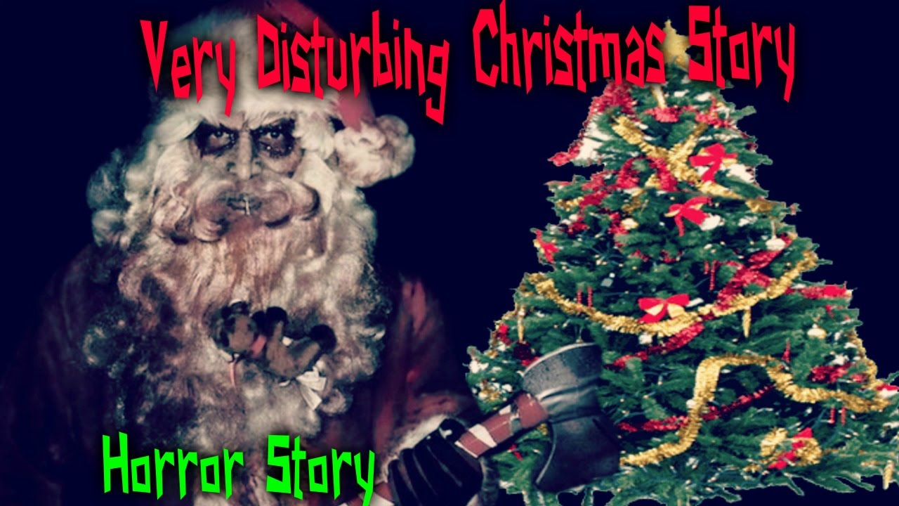 scary mystery spooky - Christmas Story Decorations