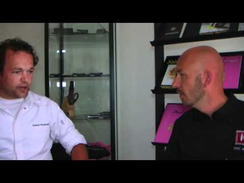 #tweetjam2 interview Edwin Klaasen - Desemenzo