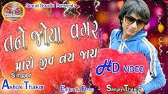Tane Joya vagar Maro Jiv Nai jay ll  Ashok Thakor ll   Live