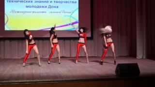 Танец в ДГТУ