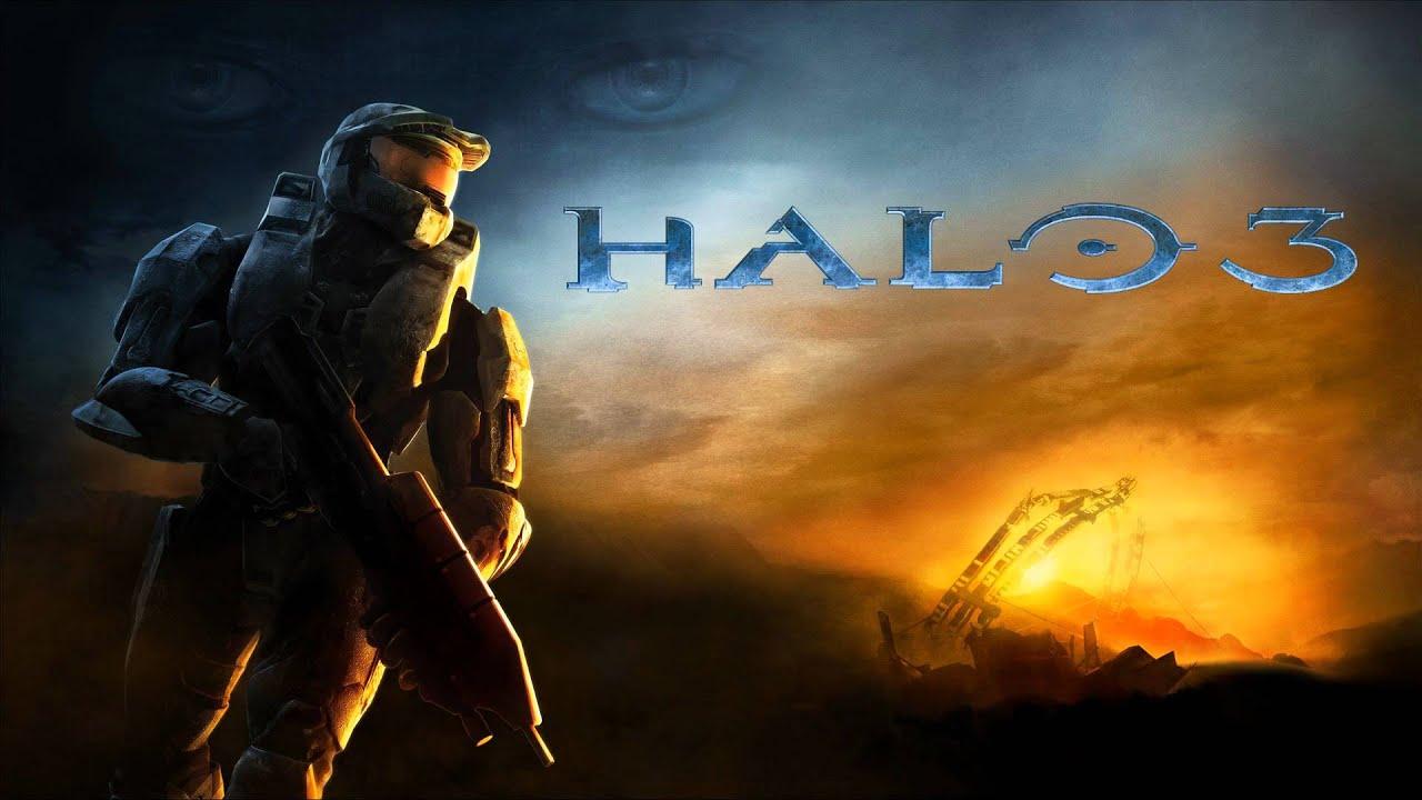 Halo 3 Warthog Run Music FULL VERSION PERFECT QUALITY
