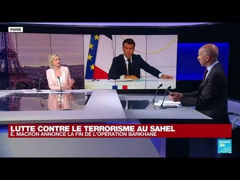 Download Lutte contre le terrorisme au Sahel : une mission de soutien en remplacement de Barkhane