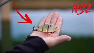 Fishing MICRO Swimbaits in Flooded Lakes (Never Stop Tour PT. 1)
