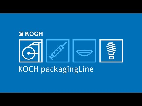 KOCH packagingLine - For packaging of excellent products