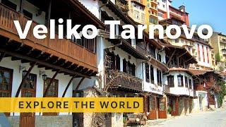 Walking in Veliko Tarnovo, Bulgaria