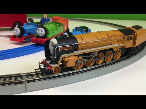 Hornby Murdoch Locomotive OO/HO Gauge Electric Train Thomas and Friends