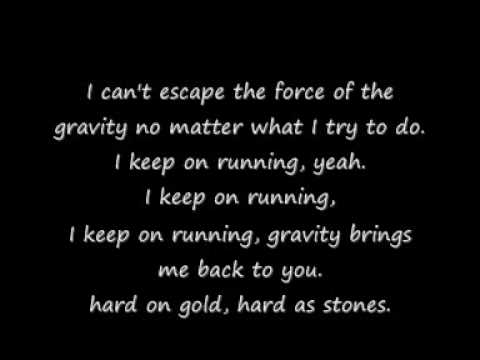Thanh Bui - Gravity with Lyrics