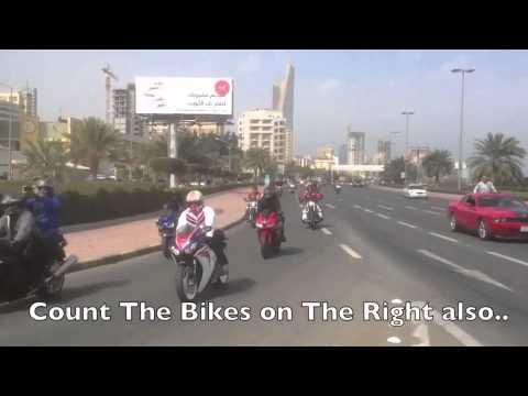 Kuwait Riders 2nd Bike Show RIDE