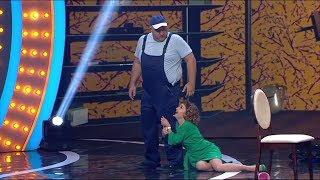 Дружина дура заставила сантехніка Егора Крутоголова грати в свої ігри! Досить приколів! Давай